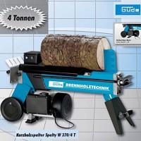 Güde 94698 Holzspalter Spalty W 370/4 T